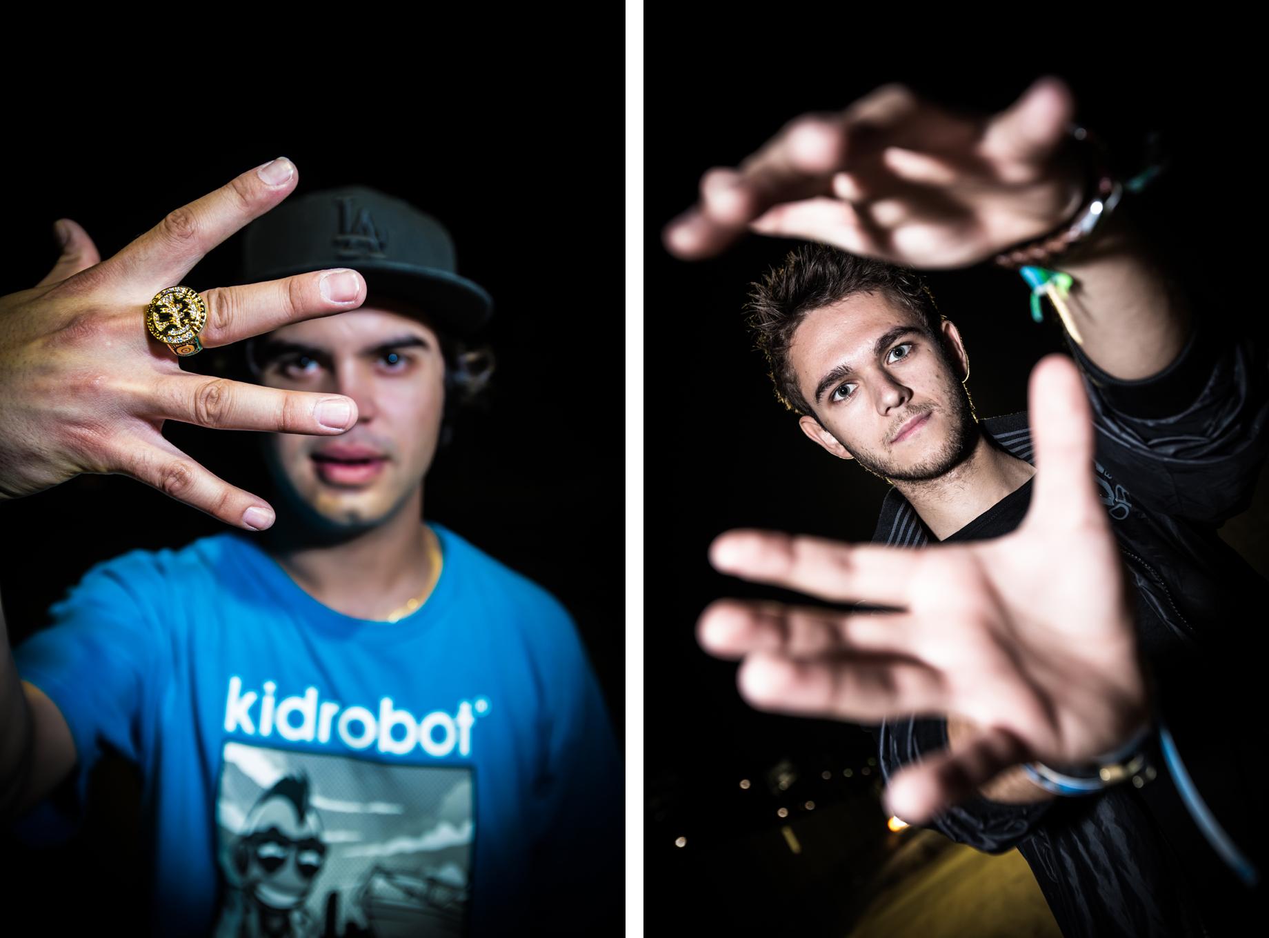 Datsik and Zedd
