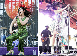 Marina and the Diamonds and Kimbra