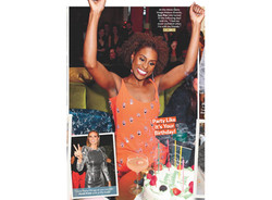 Issa Rae in Marie Claire