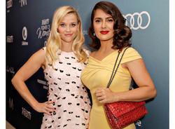 Reese Witherspoon and Salma Hayek