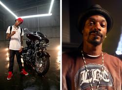 Tyga and Snoop Lion