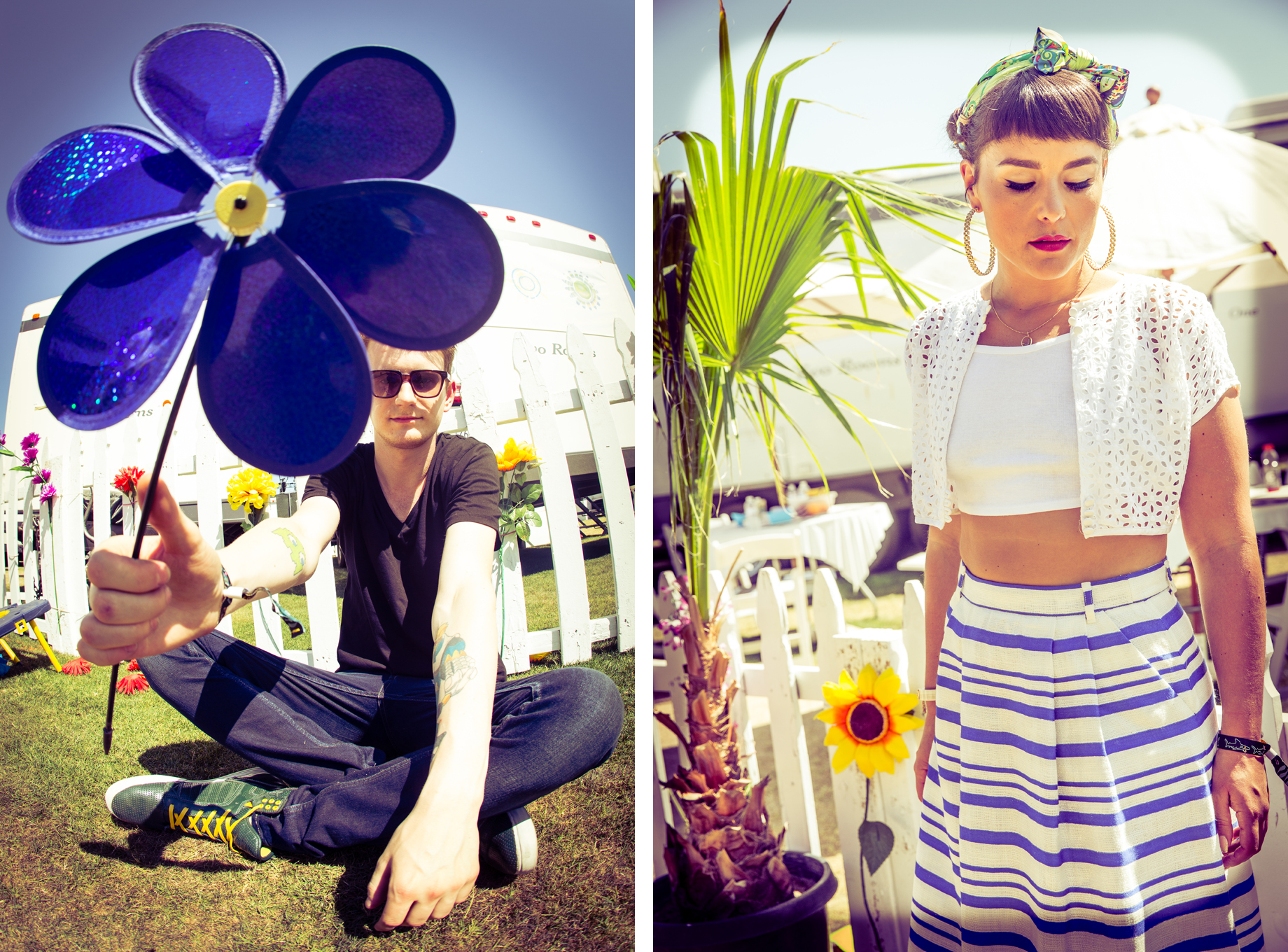 Mord Fustang and Jessie Ware