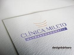 Logotipo Clínica Mileto