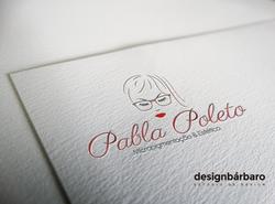 Logotipo Pabla Poleto