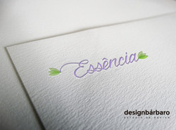 Logotipo Essência
