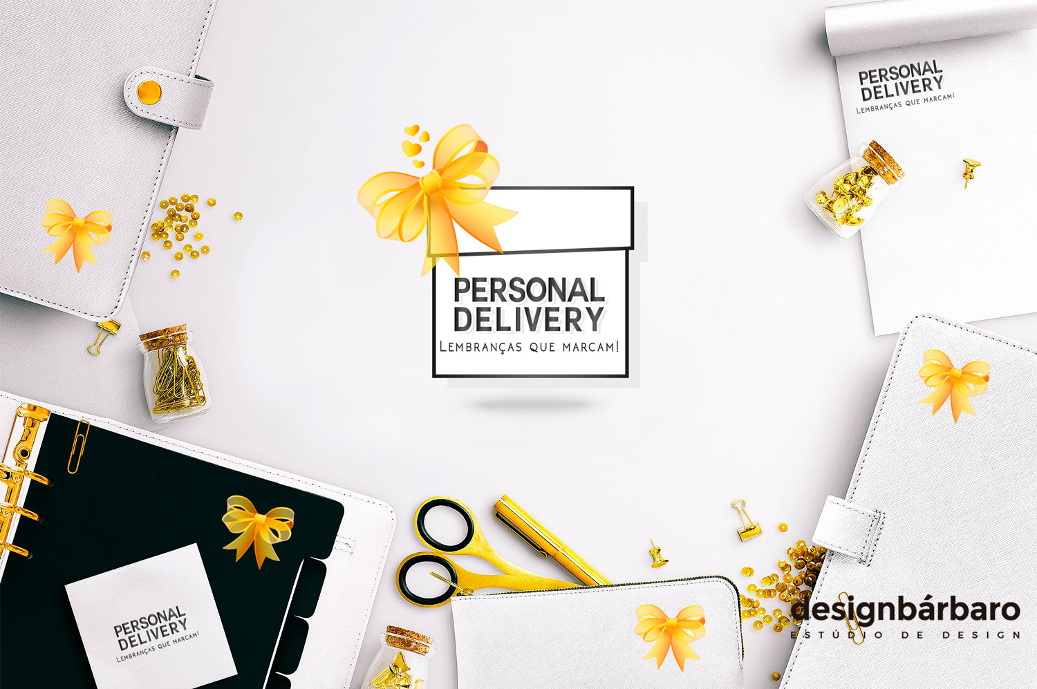 Logotipo Personal Delivery