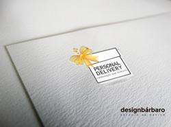 Logotipo Personal Delivery