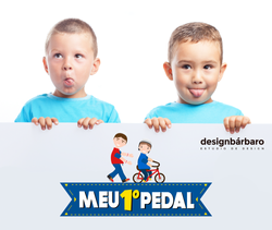 Logotipo Meu 1° Pedal