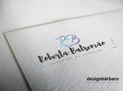 Logotipo Roberta