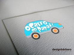 Logotipo O Carro do Papai