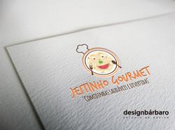 Logotipo Jeitinho Gourmet