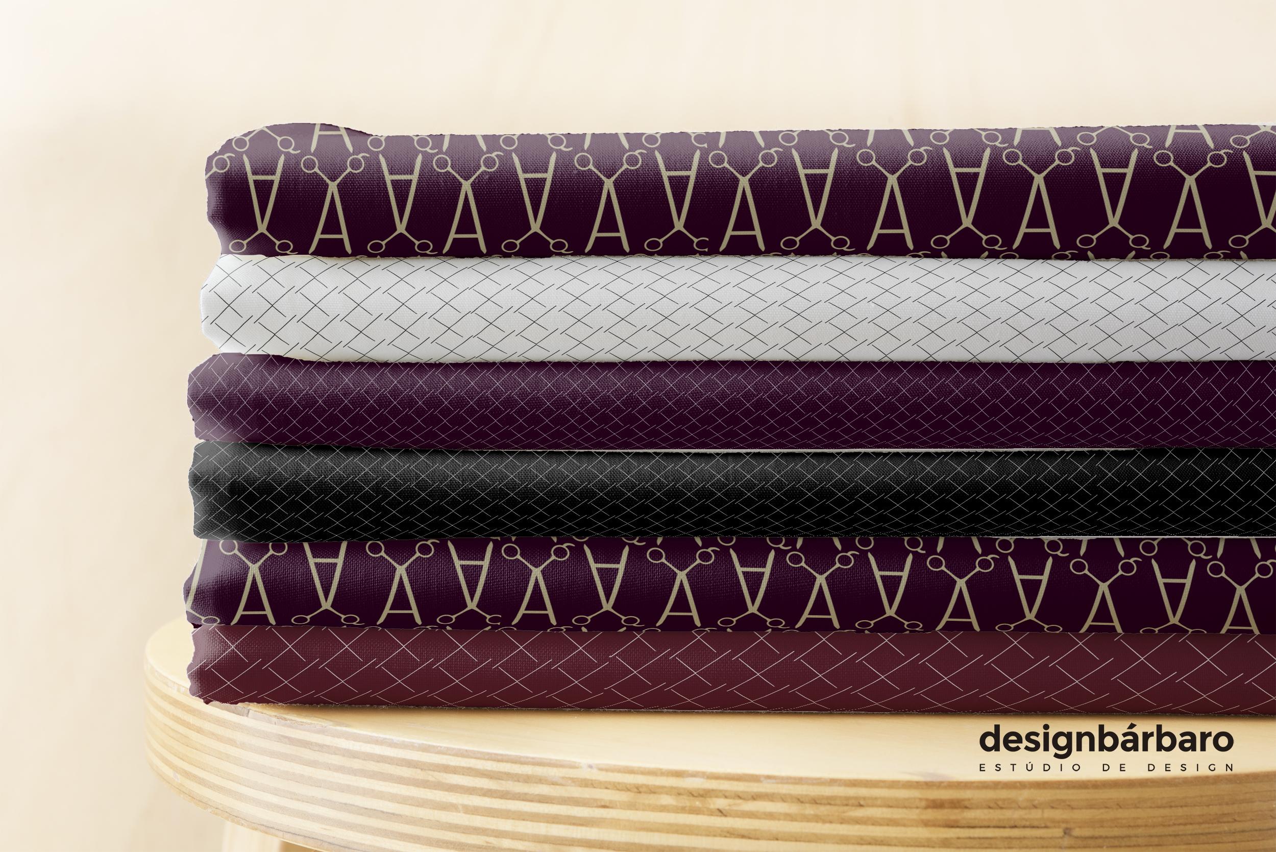 Design de Superfície - Tecidos
