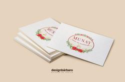Cartão de Visita Munay