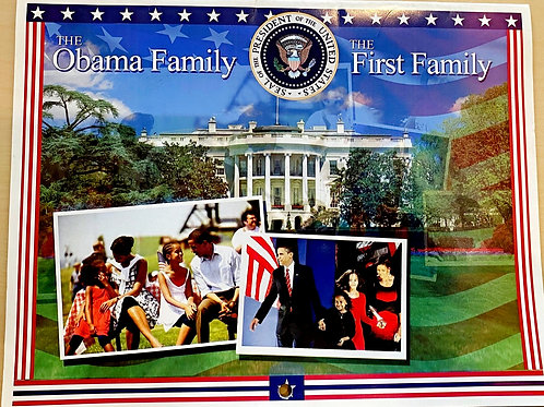 """The First Family"" Calendar - 2009"