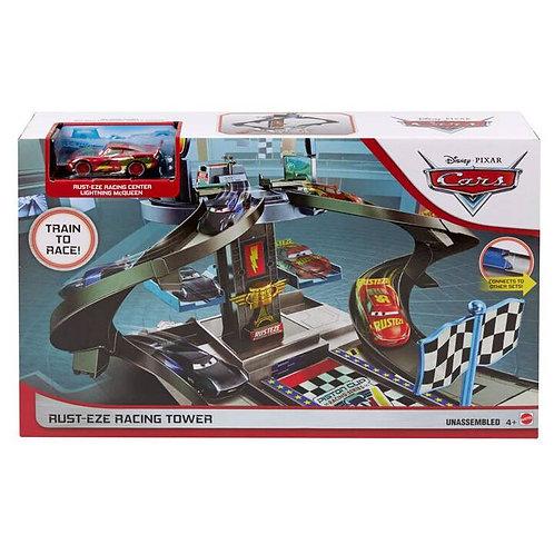 Cars Racing tower