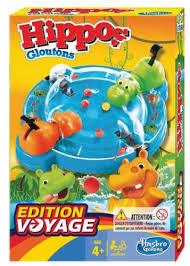 Hippos Gloutons voyage