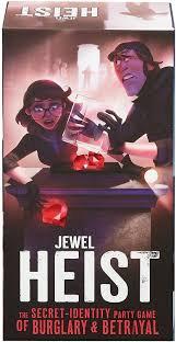 Jewel heist