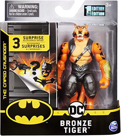 Figurine Batman, Bronze Tiger
