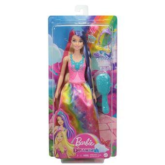 Barbie cheveux longs