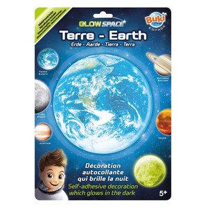 Décoration autocollante Terre