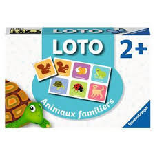 Loto -Animaux familiers