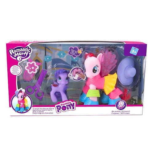 Figurines pony