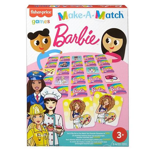 Barbie Make-A-Match