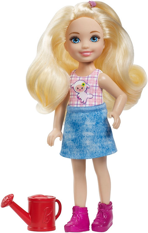 Barbie Chelsea à la ferme