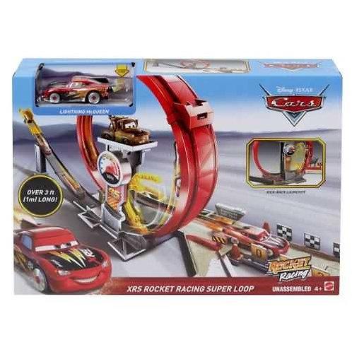 Cars Rocket super Loop