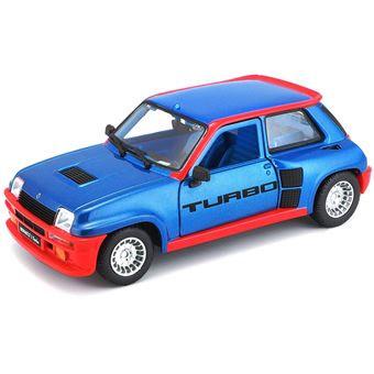 Burago- Renault 5 Turbo 1/24
