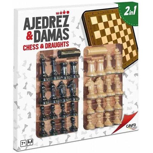 Echecs- Dames