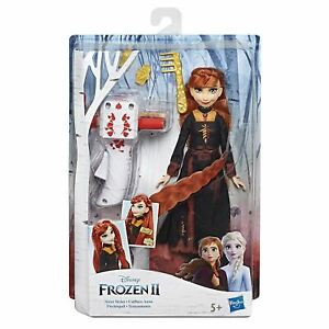Frozen 2, Coiffure Anna