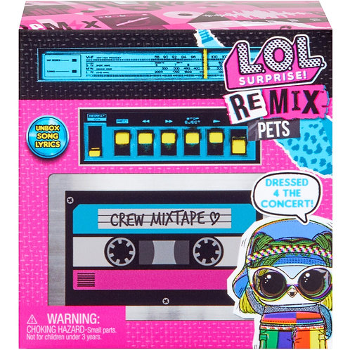 L.O.L. Surprise OMG Remix Pets