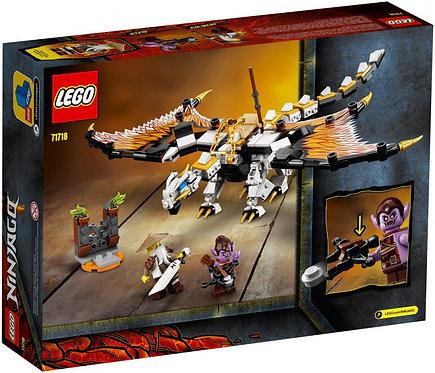 Lego Le Dragon de Wu