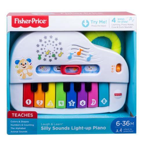 Fisher-Price Mon Piano Rigolo
