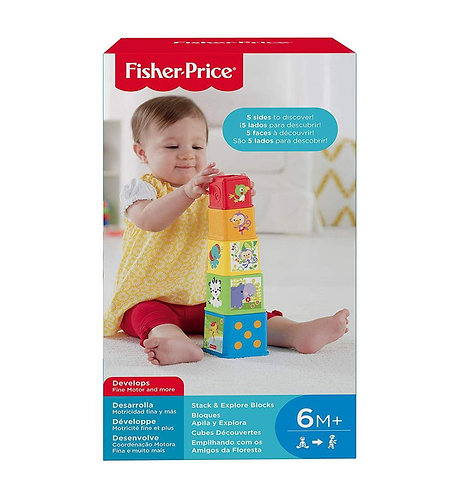 Fisher-Price Cube à empiler