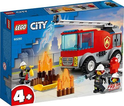 Lego Le camion de pompier
