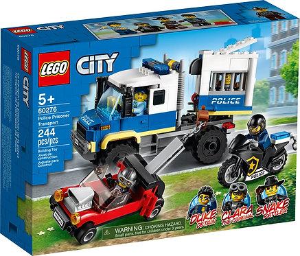 Lego Le transport des prisonniers