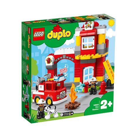 Lego Duplo La caserne de pompiers