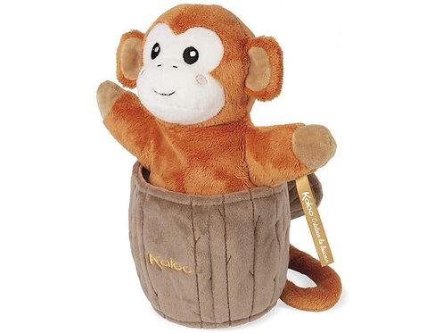 Kaloo- Jack marionnette cache-cache 25 cm