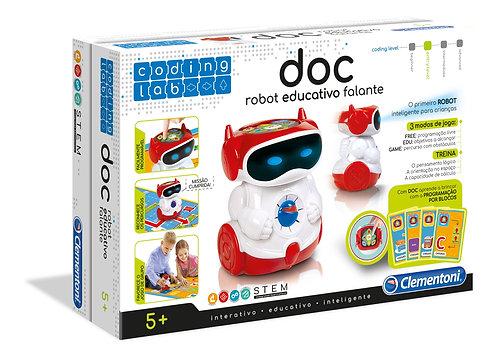 Doc robot éducatif programmable