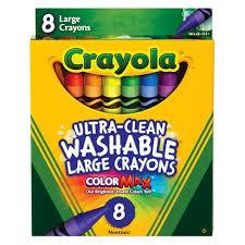 Large crayon