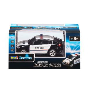 BMW X6 police radiocommandé