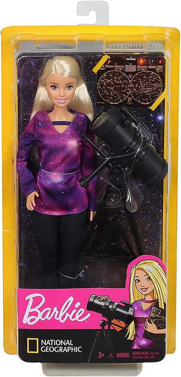Barbie Astronome poupeé