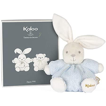Kaloo- Chubby Petit Lapin Bleu 18 cm