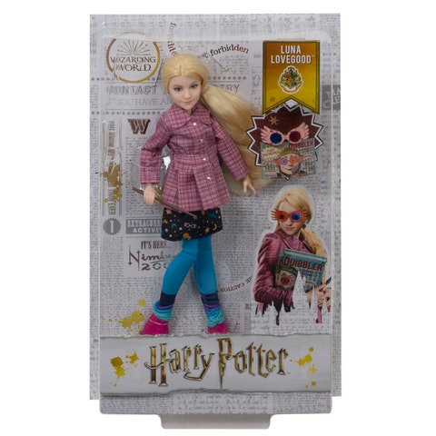 Figurine Harry Potter, Luna Lovegood