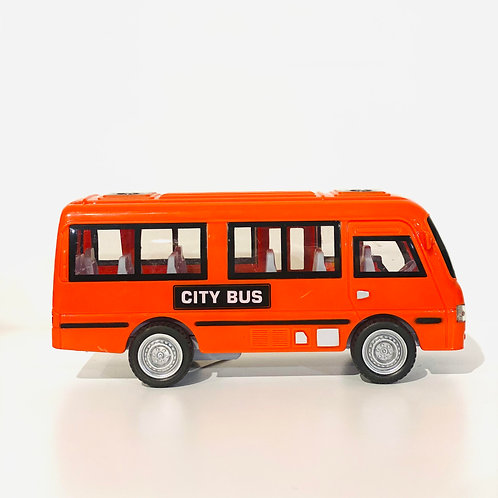 Bus city Rouge  Sonore