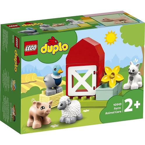 Lego Duplo Les animaux de la ferme