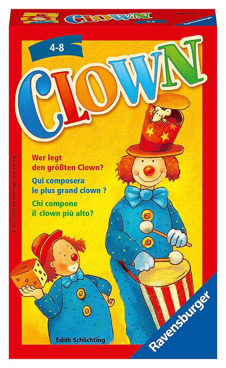 Clown- Qui composera le plus grand clown?