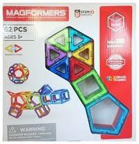 Magformers 62pcs